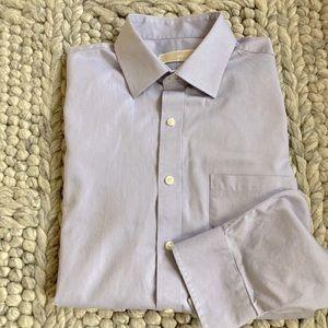 Michael by Michael Kors lavender dress shirt